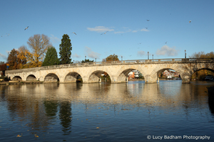 Maidenhead Bridge | Lucy Badham Photography