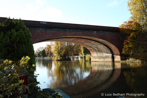 Brunel's Sounding Arch, Maidenhead | Lucy Badham Photography