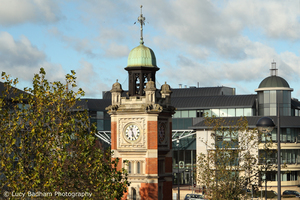 The Jubilee Clock Tower, Maidenhead | Lucy Badham Photography